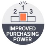 improved purchasing power